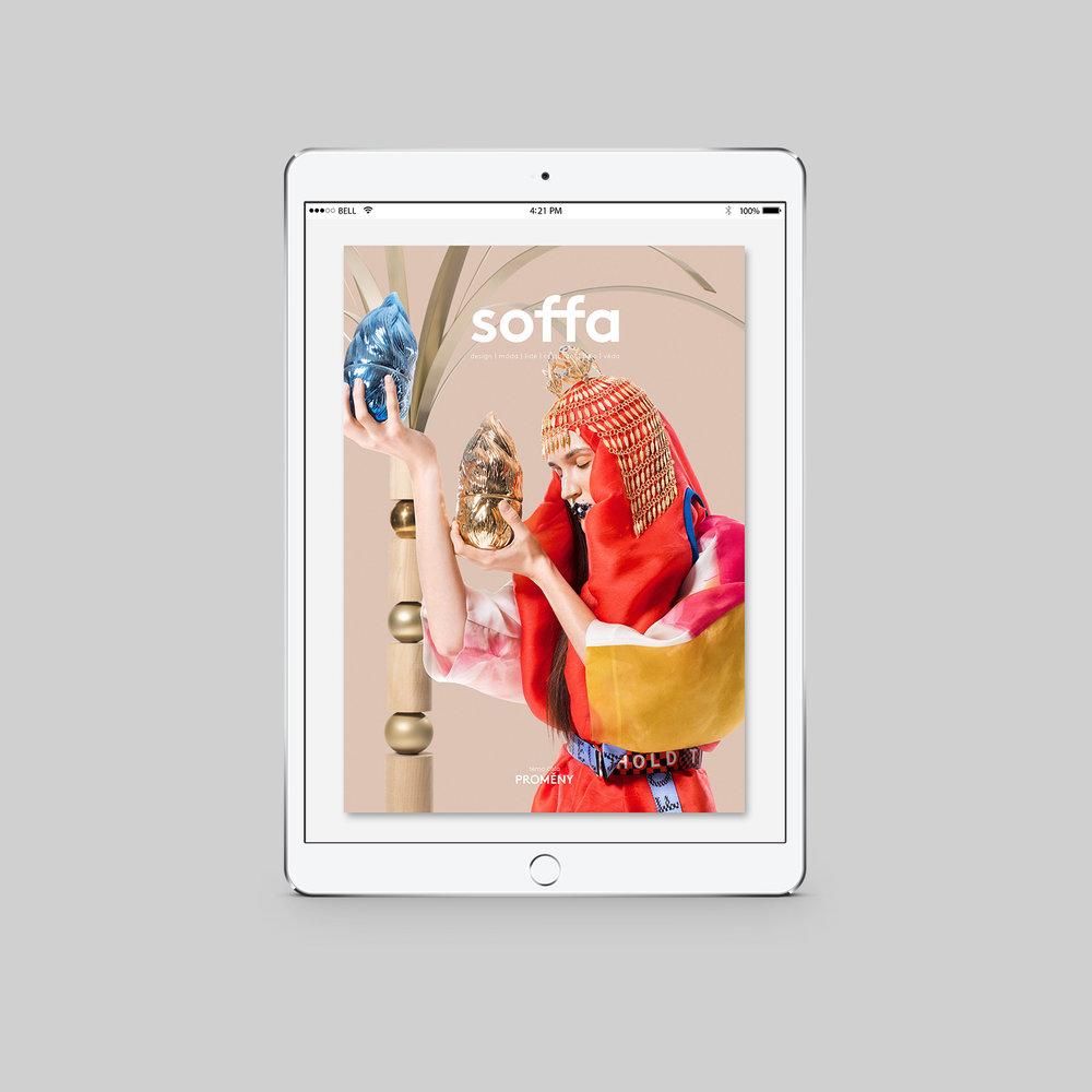 Soffa 30 / Proměny  online verze, 2.49 €