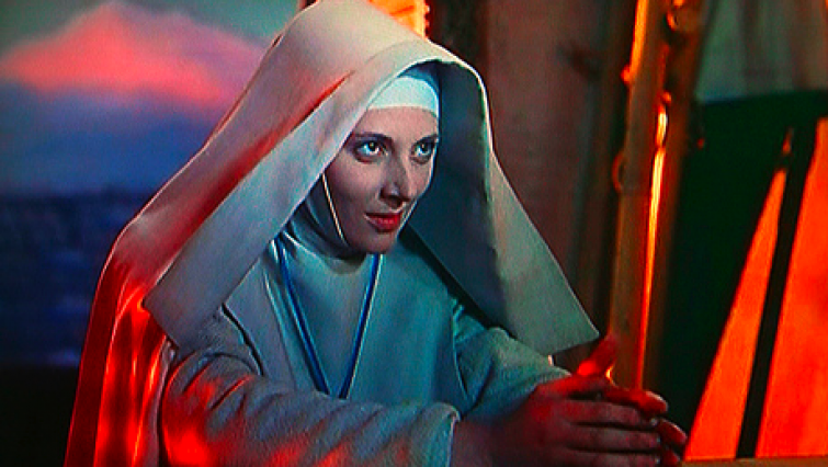 Jack Cardiff's extraordinarily odd Technicolour schemes for Powell & Pressberger's masterpieces  Black Narcissus