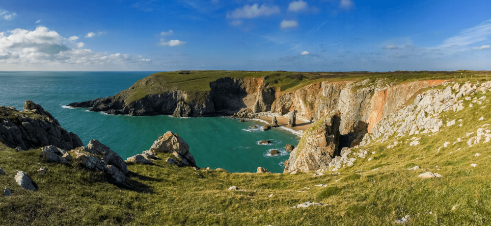 Flimstone Bay Pembrokeshire