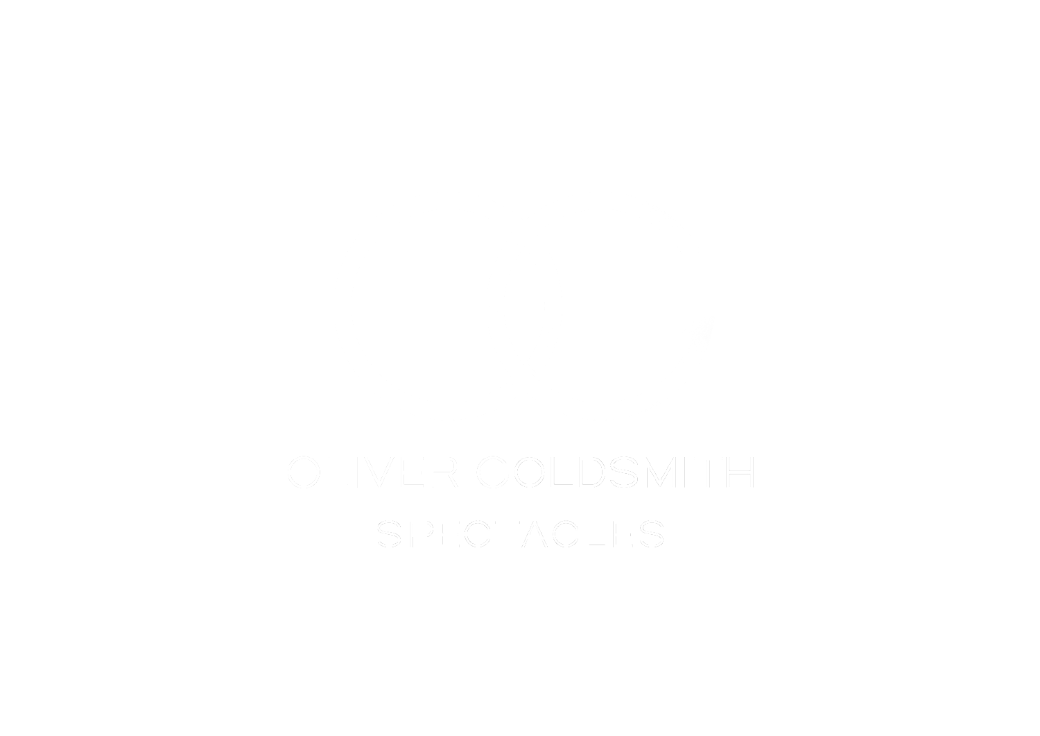 OLIVER GOLDSMITH SPECTACLES