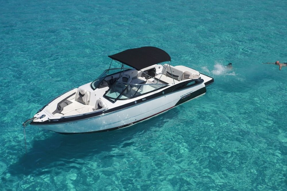 MONTEREY 268 - Capacity: 7 | From €880