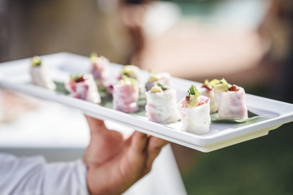 PRIVATE CHEFS & CATERING -