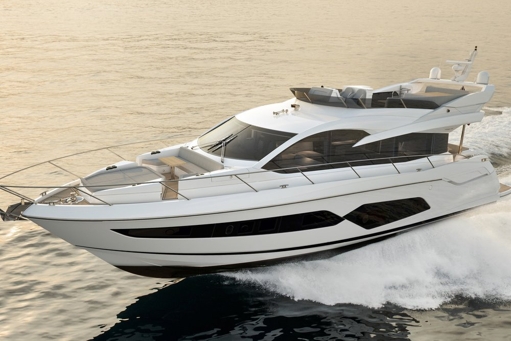 SUNSEEKER 66 - Capacity: 12 | From €4600