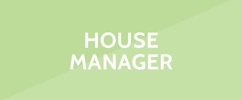 House Managers are the first layer of support for our direct support professionals and have both the opportunity to provide supervisor duties as well as hands on work with our individuals. House Managers require a flexible schedule that can meet on-call needs and must have the passion to go above and beyond to help their teams be successful in supporting our mission.