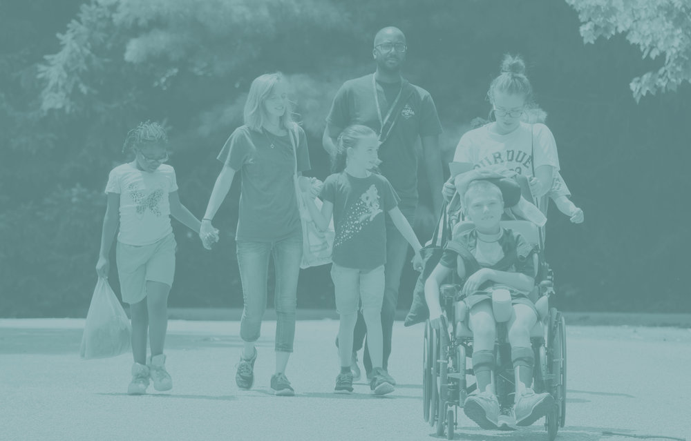 MISSION - To optimize the quality of life for people with disabilities or special needs