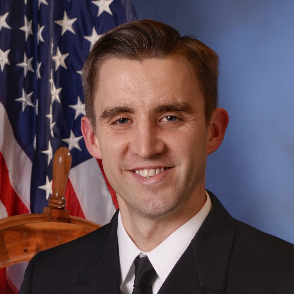 ANC 5E and Navy Reserve Ed Garnett