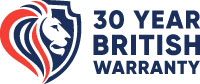 solar panel 30 Thirty Year British performance Warranty