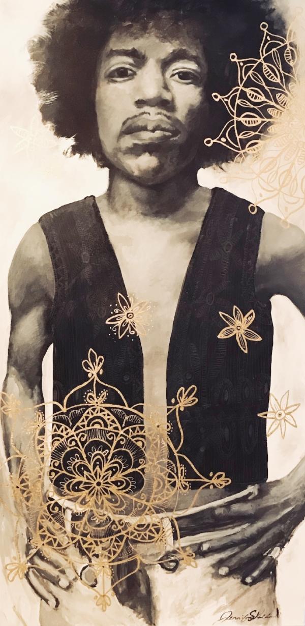 Jimi Hendrix - $1,100.00Available