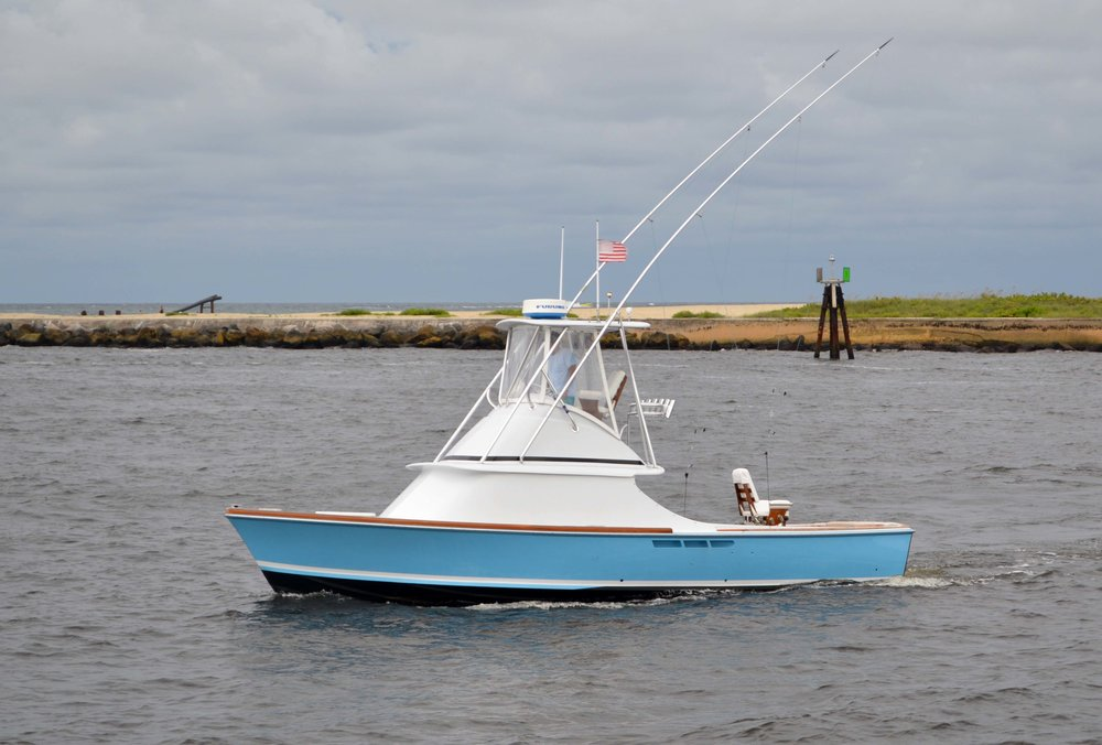 Bertram 31 - Seakeeper 3