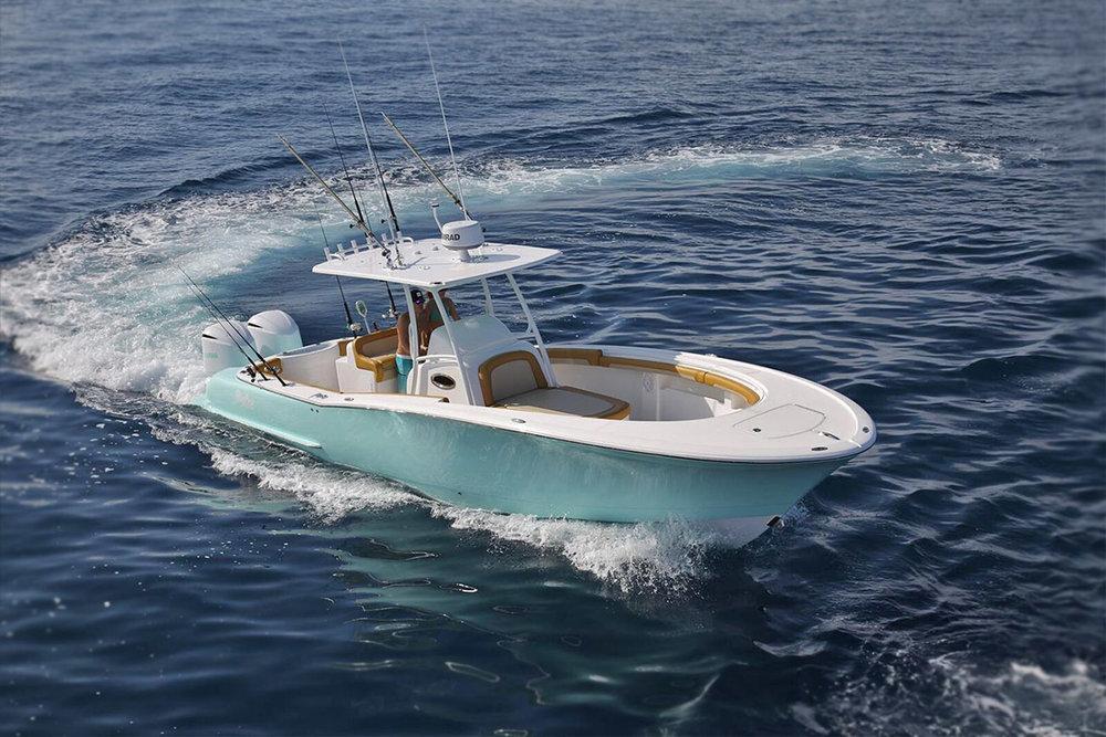Mag Bay 33 - Seakeeper 3