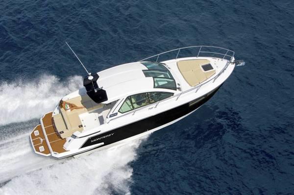Monterey 36 - Seakeeper 3