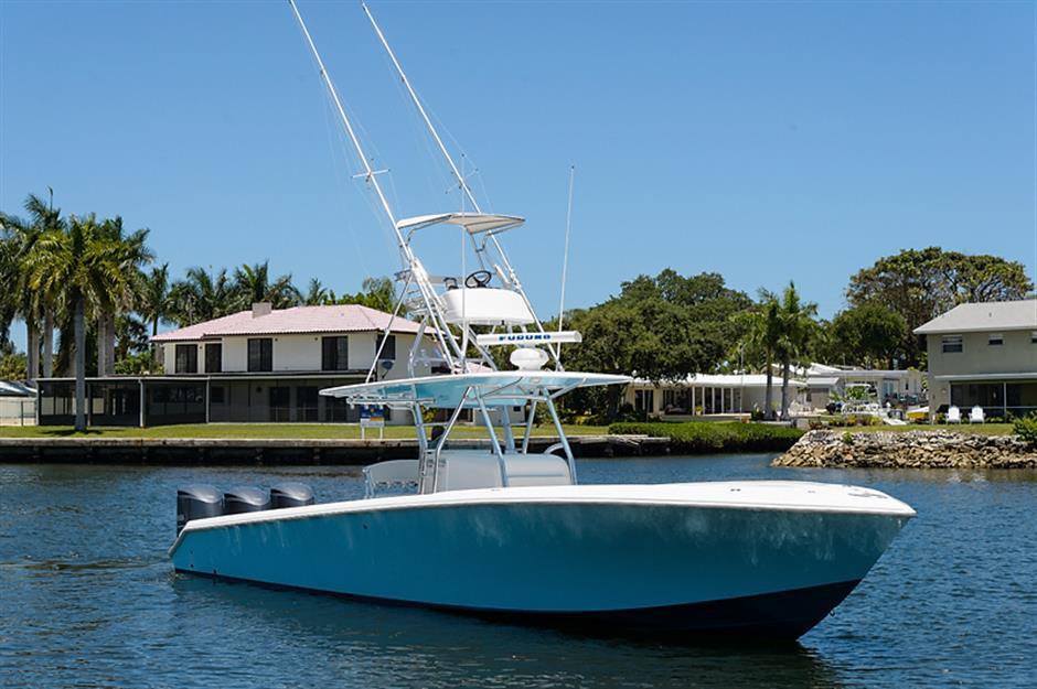 Bahama 41 - Seakeeper 3several Bahama 41 projects