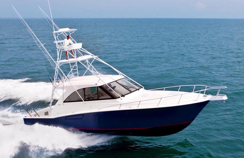 Cabo 44 Htx - Seakeeper 3 and Seakeeper 6