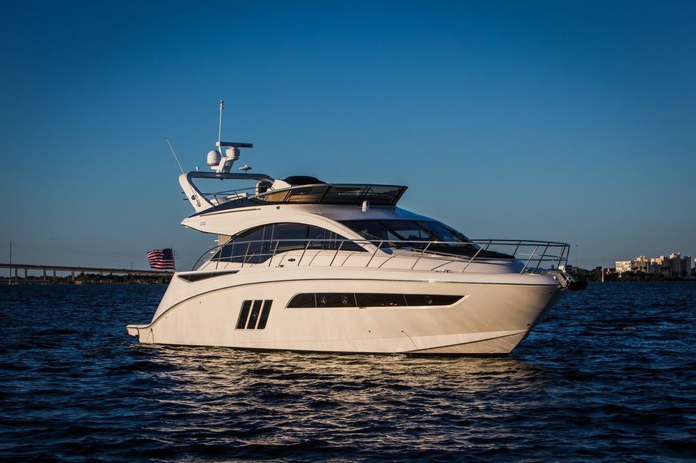 Sea ray 510 Fly - Seakeeper 9several sea ray 510 projects