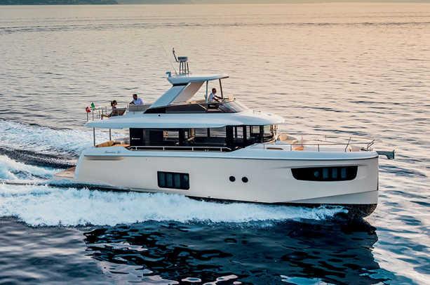 Absolute Navetta 52 - seakeeper 5