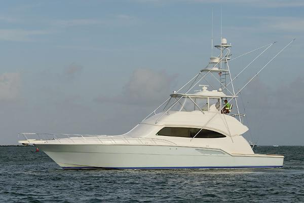 Bertram 670 - Seakeeper m2100a