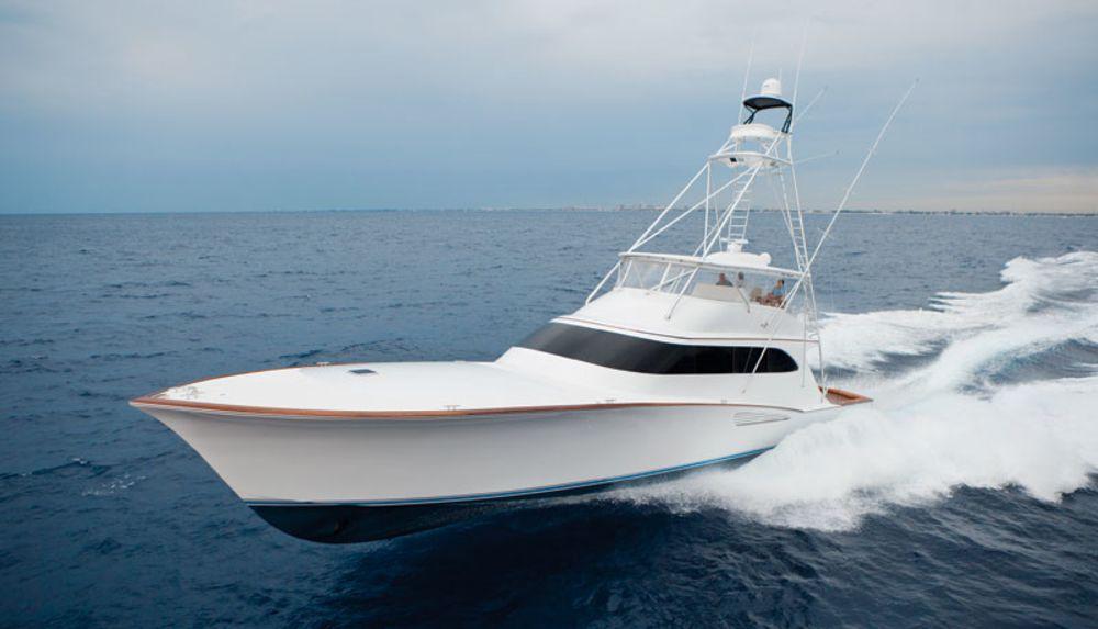 Weaver 80 - 3 x seakeeper 9