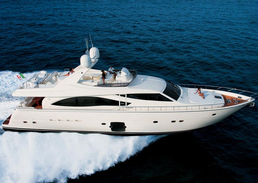 ferretti 830 - seakeeper 26