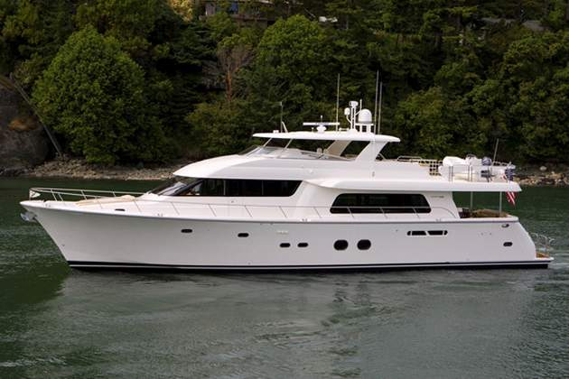 pacific mariner by westport 85 - seakeeper 35