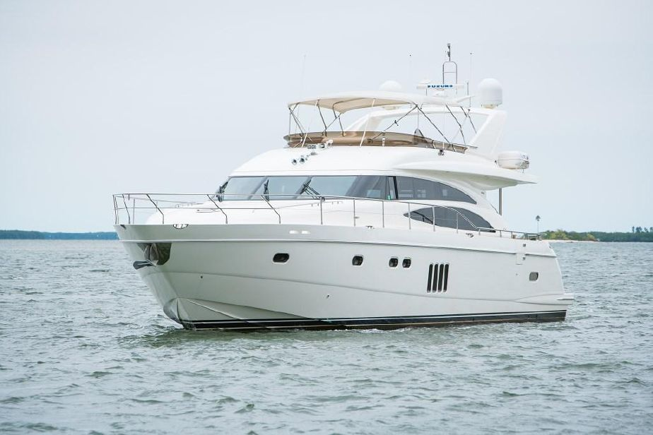 viking princess 70 - Seakeeper 6 And Seakeeper 9