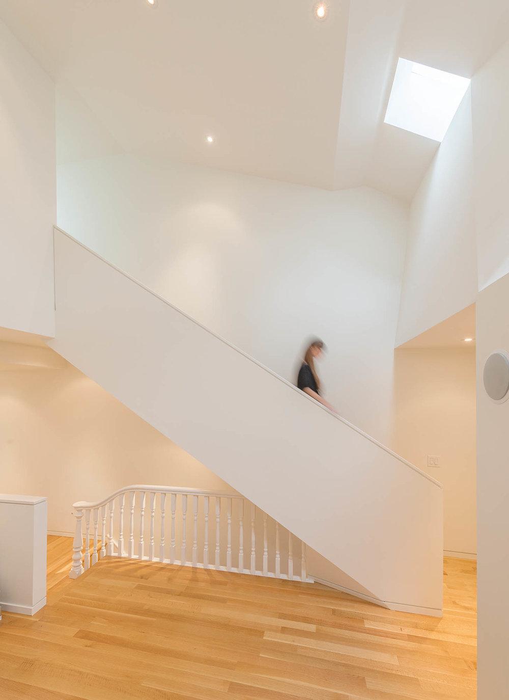 Berryman Interior Staircase