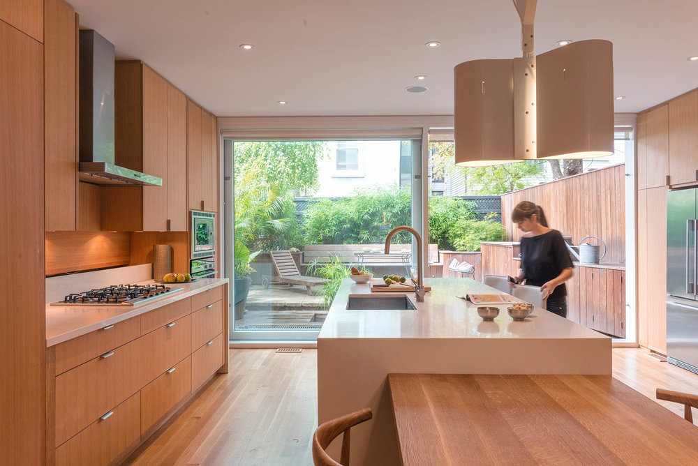 Berryman Interior Kitchen View