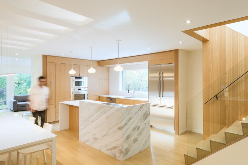 Boulton House Interior Kitchen