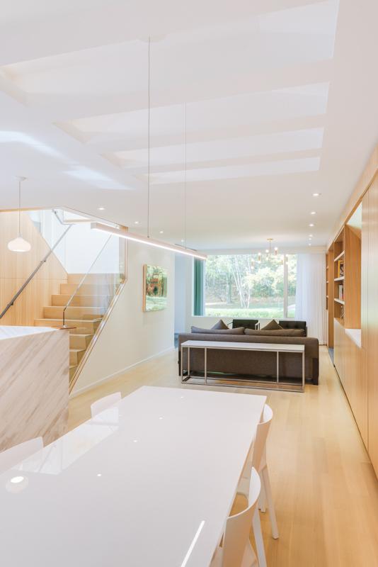 Boulton House Interior Living Room