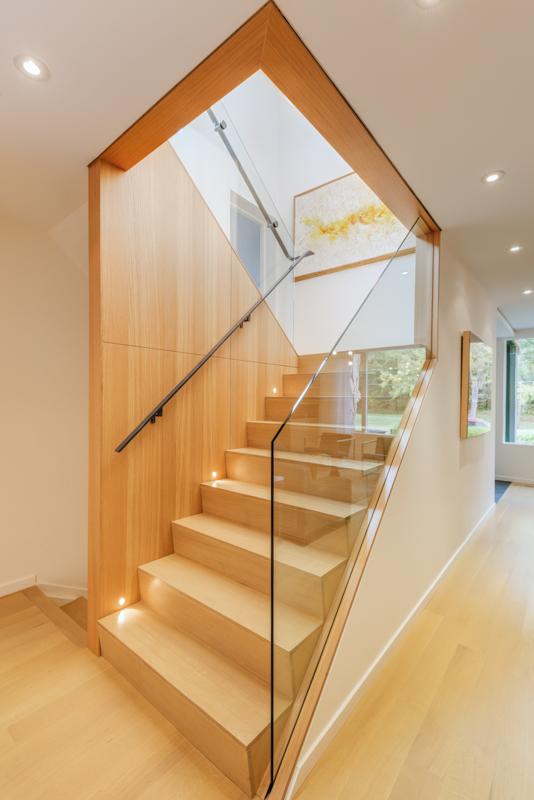 Boulton House Interior Staircase