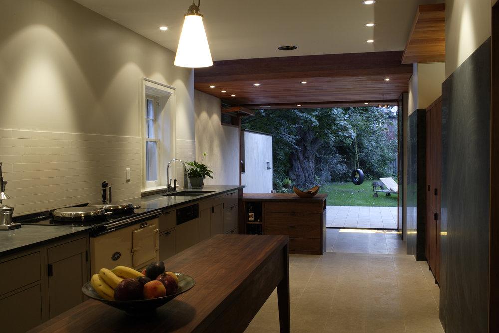 Bracondale Interior Kitchen