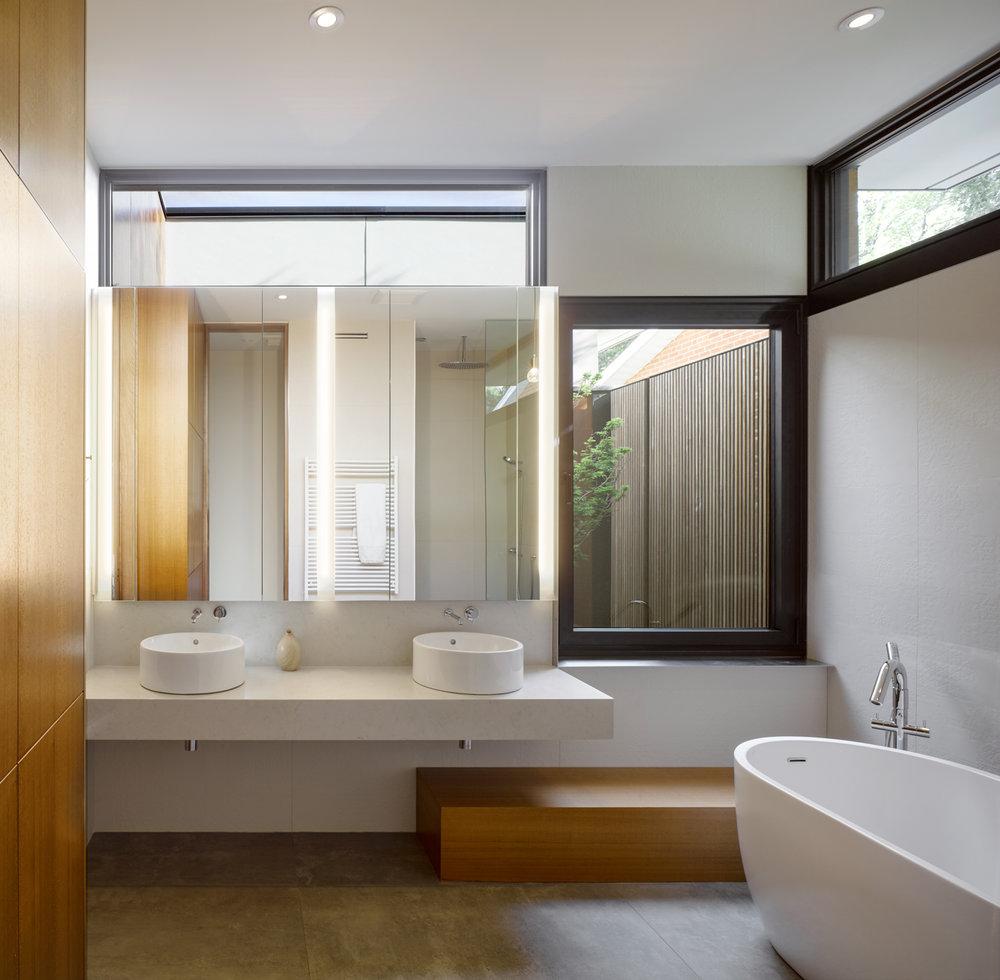 Valley House Interior Bathroom