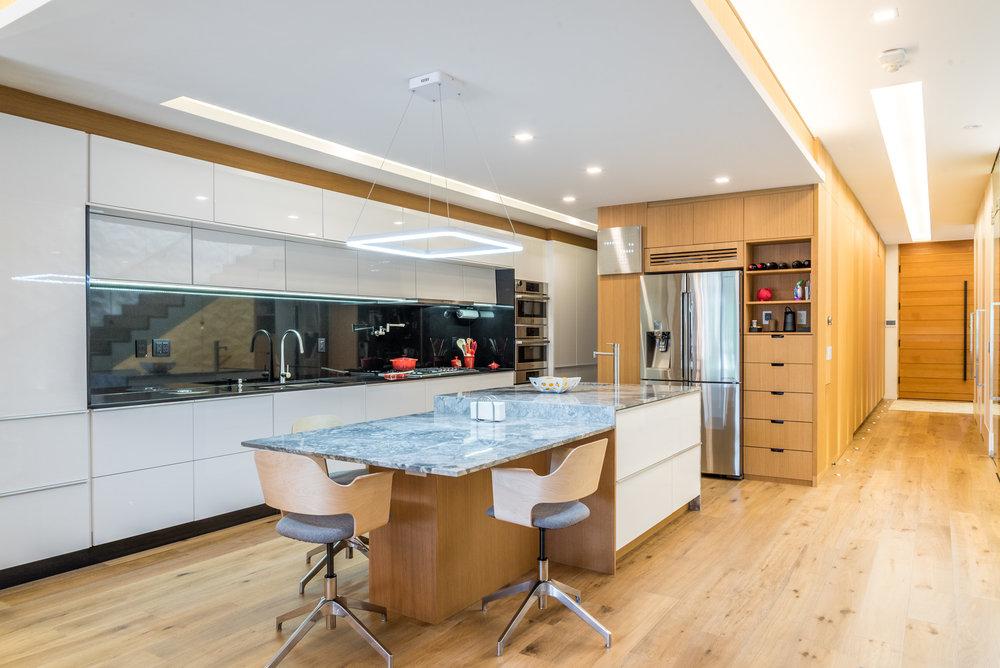 Sherwood Interior Kitchen