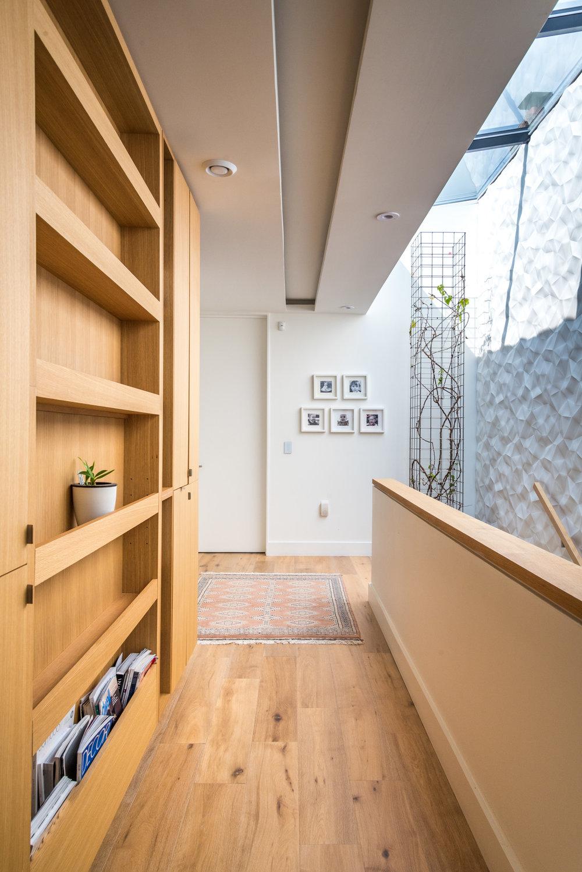 Sherwood Interior Hallway