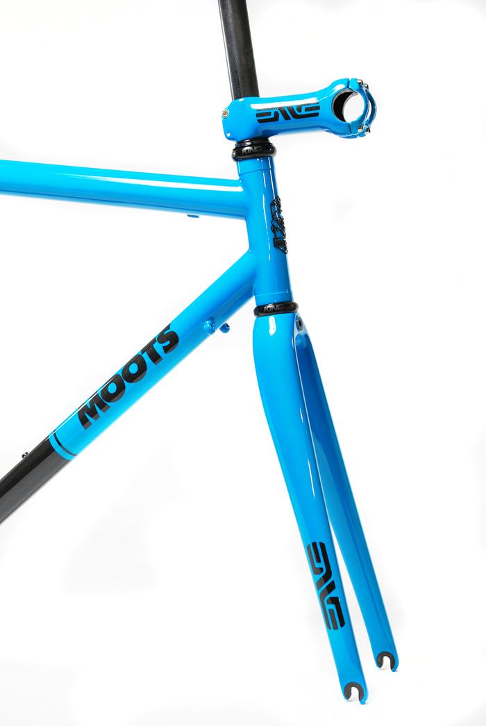 Moots Candy Blue — VéloColour