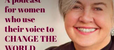 Take the Mic , a Podcast by Cathy McNally