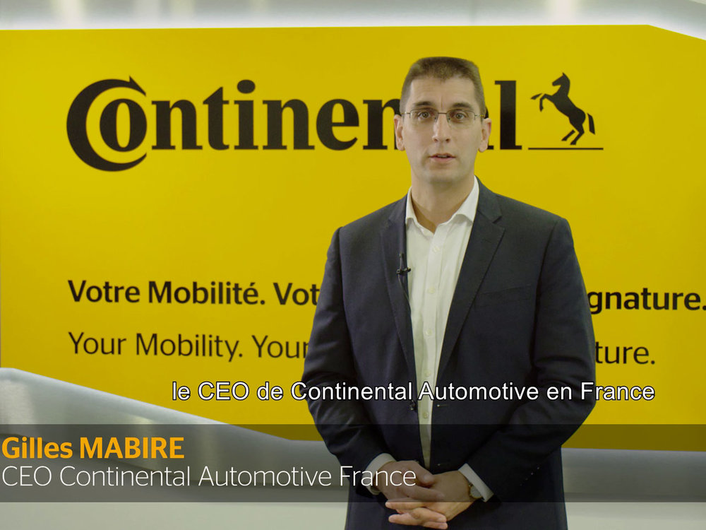 Continental - Série d'interviews