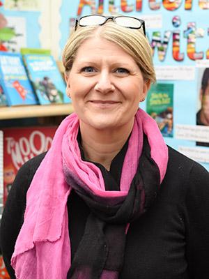 Mrs Sarah Murphy, Headteacher
