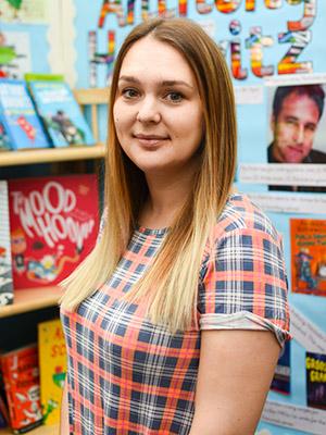 Miss Lauren Evans, HLTA Pre School