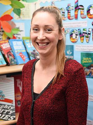 Mrs Claire Spruce, HlTA Pre School