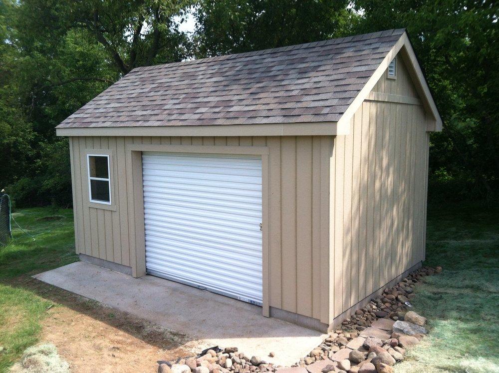 10x16 Garage