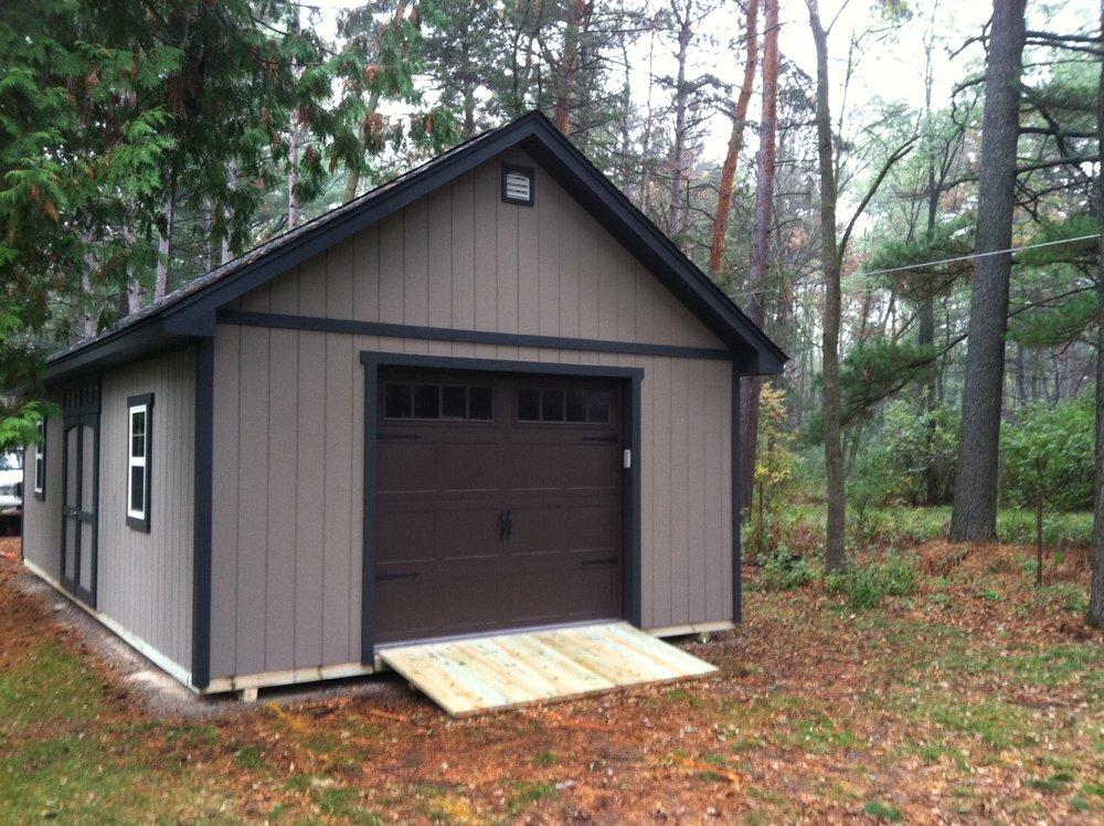 16x30 Garage