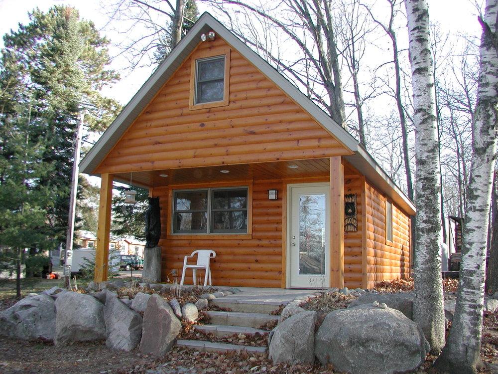 16x30 Log Cabin