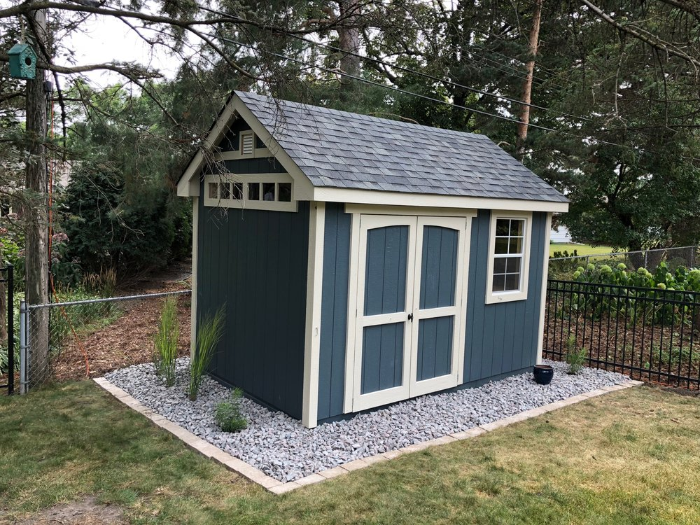 8x12 Gable Deluxe Landscaped Painted.jpg