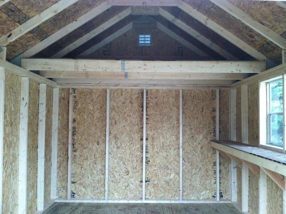 Interior Loft/Shelving