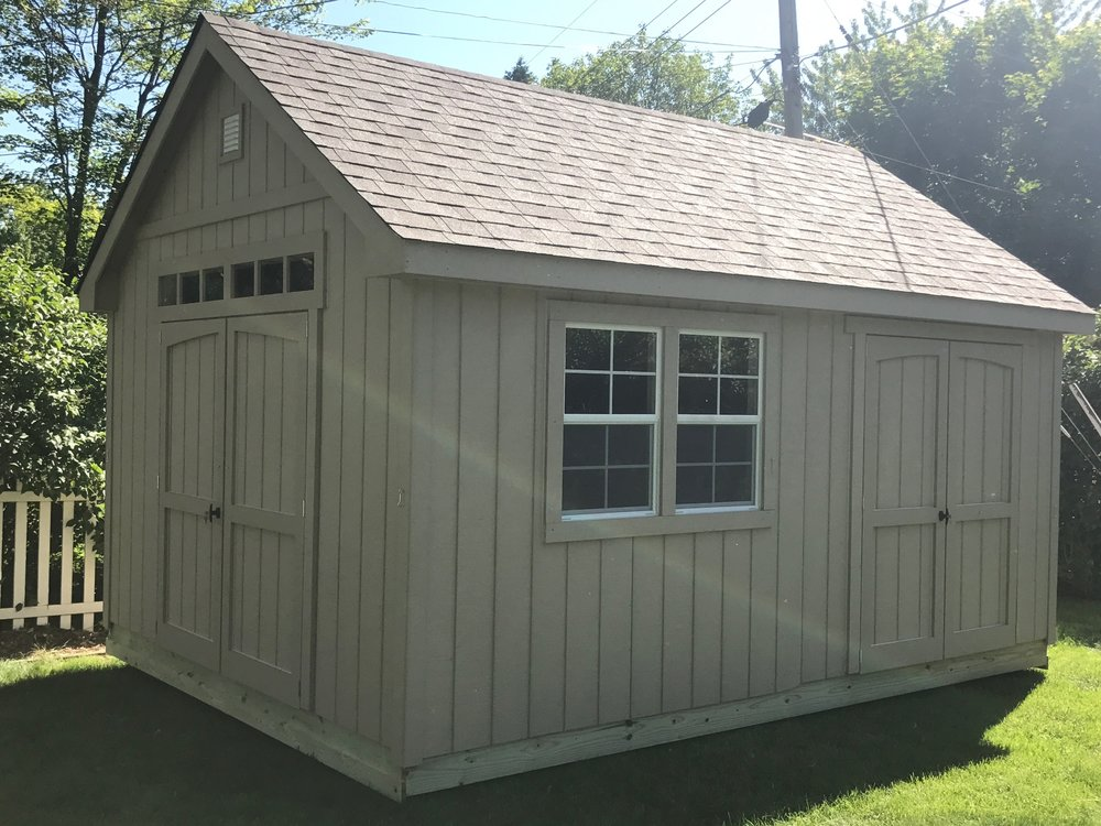 12x16 Gable Deluxe Bloomington#2.JPG