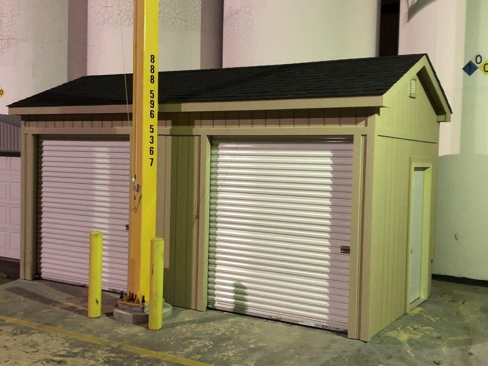 10x20 Garage