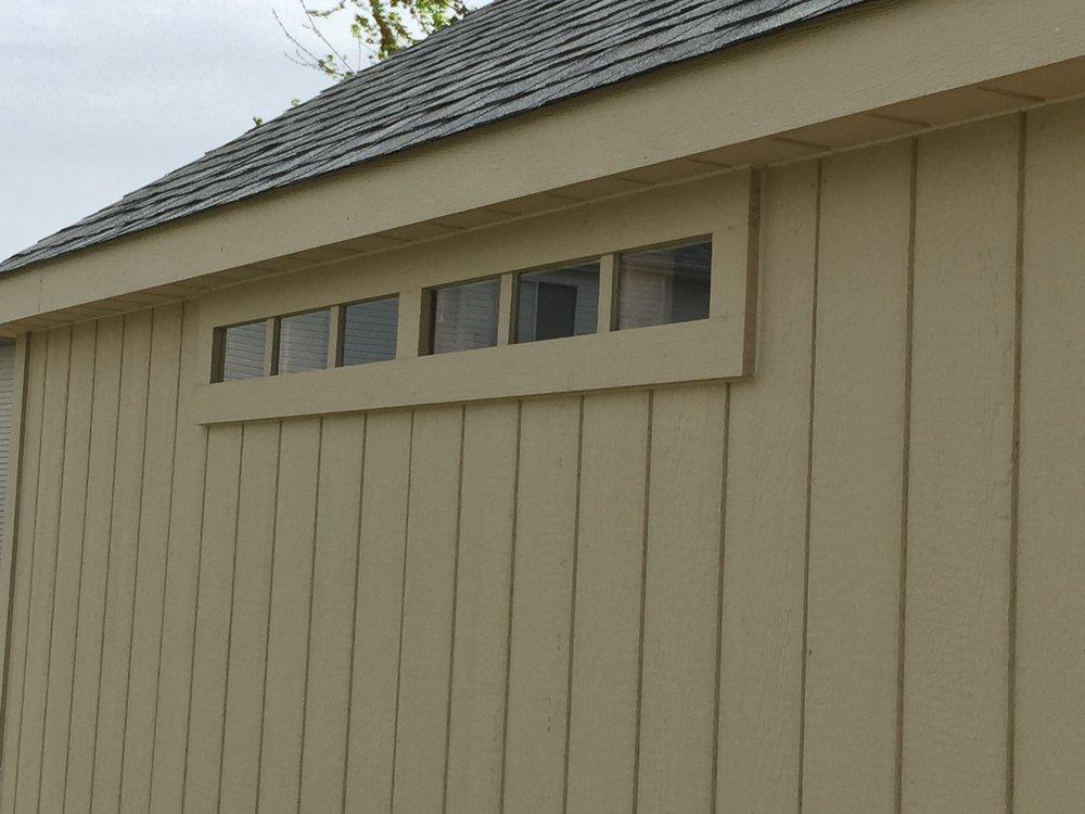 Side Transom Window