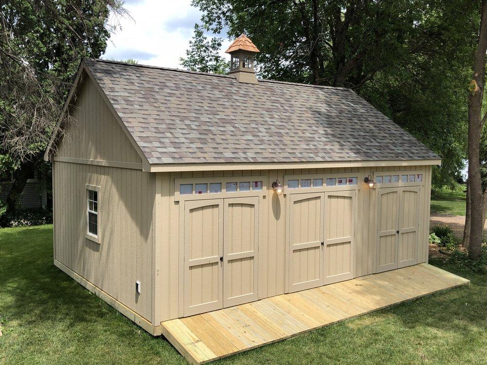 18x24 Toy Garage