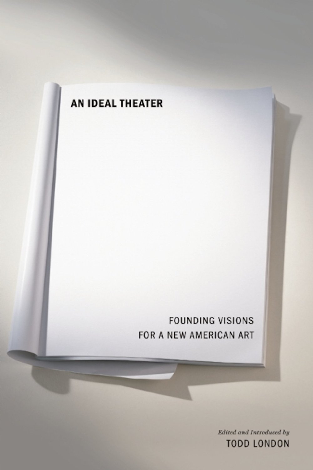 AN IDEAL THEATER