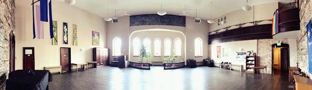 Sunday Room